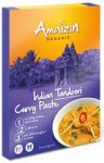 Pasta Curry Indian Tandoori BIO 80g - Amaizin