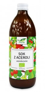 Sok z aceroli BIO 500ml - Bio Planet