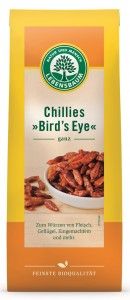 Papryka chili - bird's eye BIO 20g Lebansbaum
