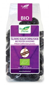 Śliwki kalifornijskie bez pestek BIO 200g - Bio Planet