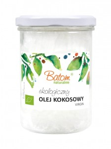 Olej Kokosowy Virgin BIO 500ml - Batom