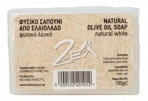 Greckie Mydło Naturalne 100g - Hellenic Groves