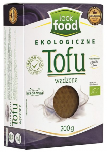 Tofu Wędzone BIO 200g - Look Food