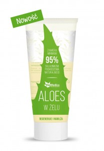 Aloes w Żelu 200ml - EkaMedica