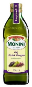 Olej z Pestek Winogron 500ml - Monini