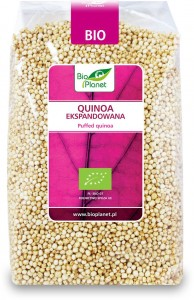 Quinoa Ekspandowana BIO 150g - Bio Planet