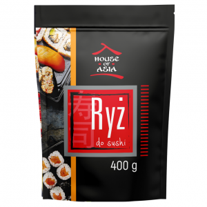 Ryż do Sushi 400g - House of Asia