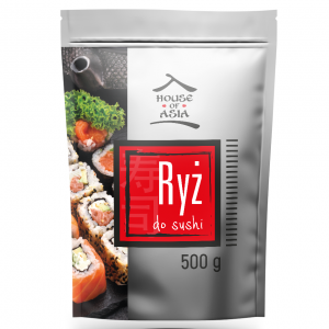 Premium Ryż do Sushi 500g - House of Asia