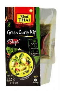 Zestaw do Zielonego Curry Green Curry 232g - Real Thai