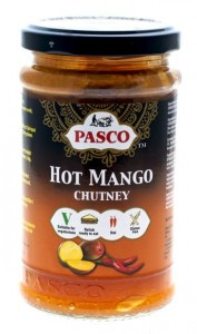 Sos Chutney Hot Mango 320g - Pasco