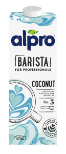 Napój Kokosowy do Kawy Barista for Professionals 1L - Alpro