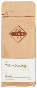 Kawa Ziarnista Brazil Yellow Bourbon 250g - Etno Cafe