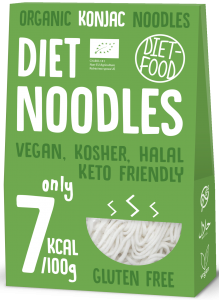 Makaron Konjac Diet Noodles BIO 300g - Diet Food