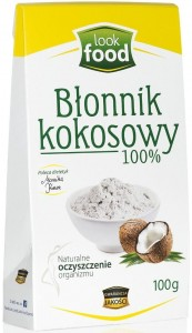Błonnik Kokosowy 100g - Look Food
