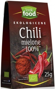 Chili Mielone BIO 25g - Look Food