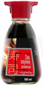 Sos Sojowy Premium do Sushi 150ml - House of Asia