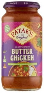 Indyjski Sos Butter Chicken 450g - Patak's