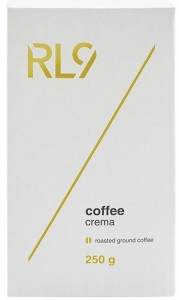Kawa Mielona Coffee Crema RL9 250g - Foods by Ann