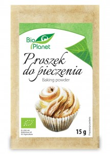 Proszek do Pieczenia BIO 15g - Bio Planet