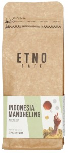 Kawa Ziarnista Indonesia Mandheling 250g - Etno Cafe