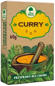 Curry 60g - Dary Natury
