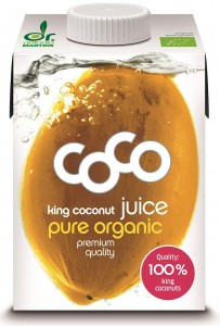 Woda Kokosowa King COCO BIO 500ml - Dr Martins