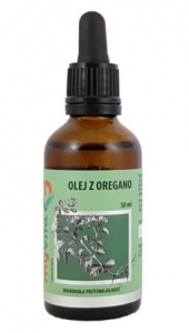Olej z oregano 50ml - Myvita