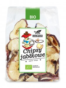 Chipsy Jabłkowe BIO 100g - Bio Planet