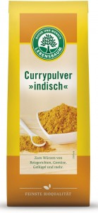 Curry indyjskie BIO 50g - Lebensbaum